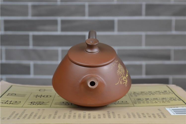 钦州坭兴陶茶壶