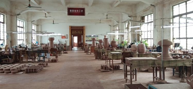 中国四大名陶,坭兴陶产业园