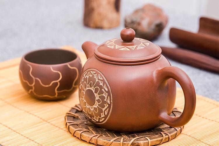 经典壶型仿古壶坭兴陶款式大全