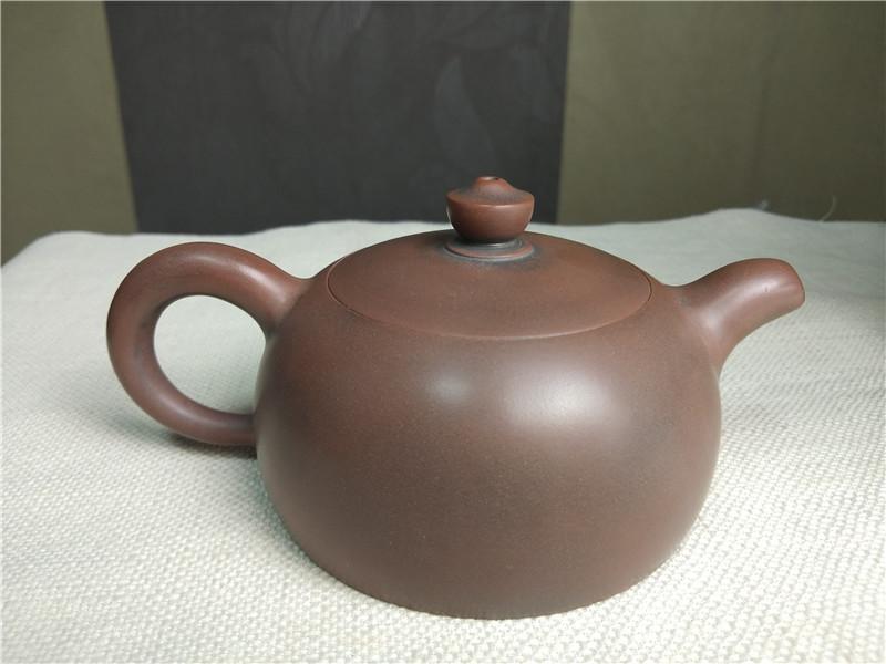 中国四大名陶之一坭兴陶望月壶