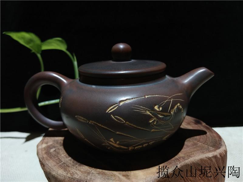 钦州坭兴陶茶杯厂家
