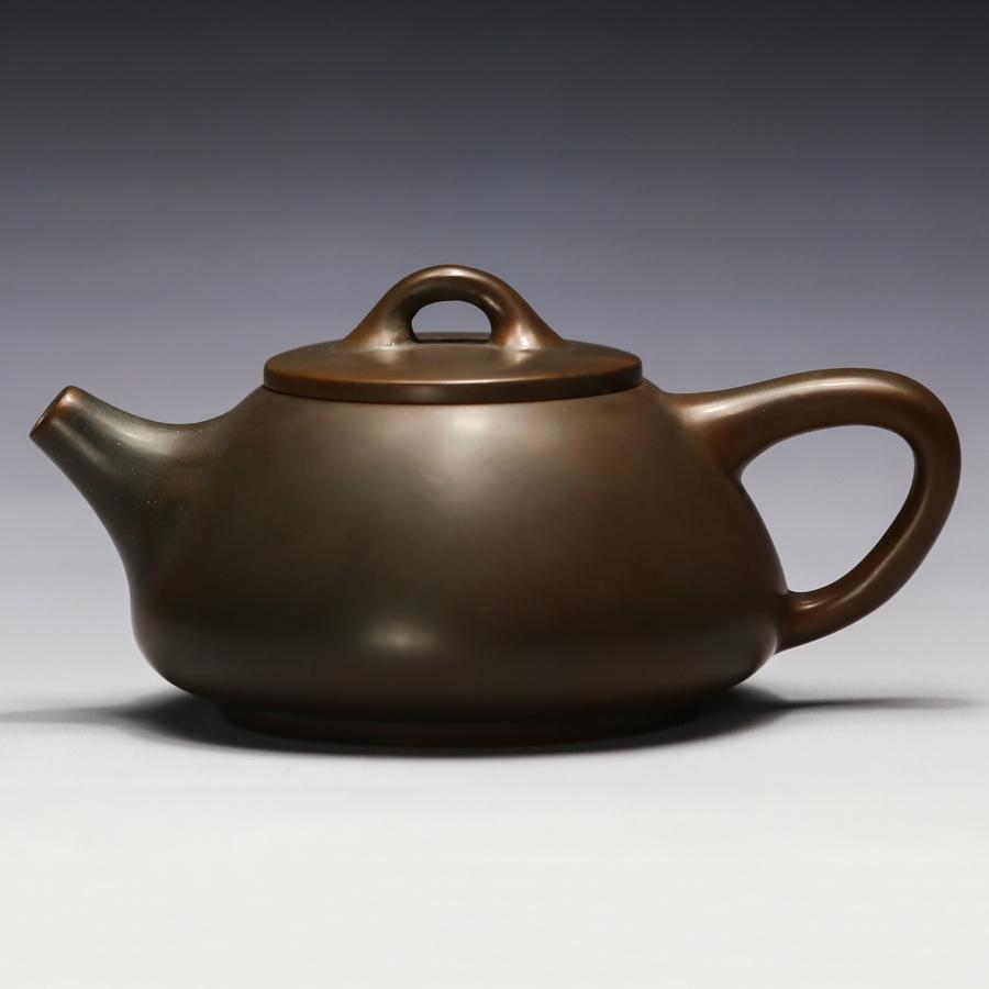 揽众山坭兴陶业公司石瓢茶壶